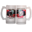 custom mugs, steins, glasses with logo or design
